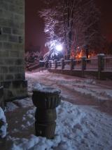 zima  2009 rok